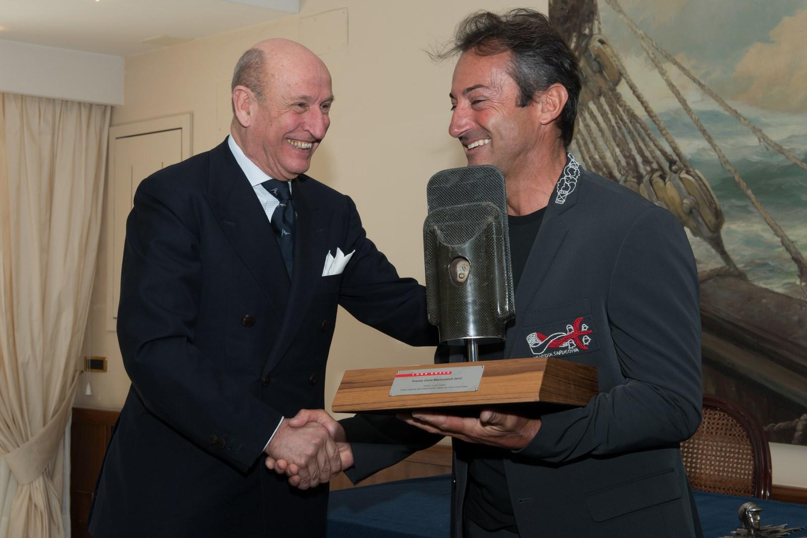 F. Longanesi Cattani e A. Mura