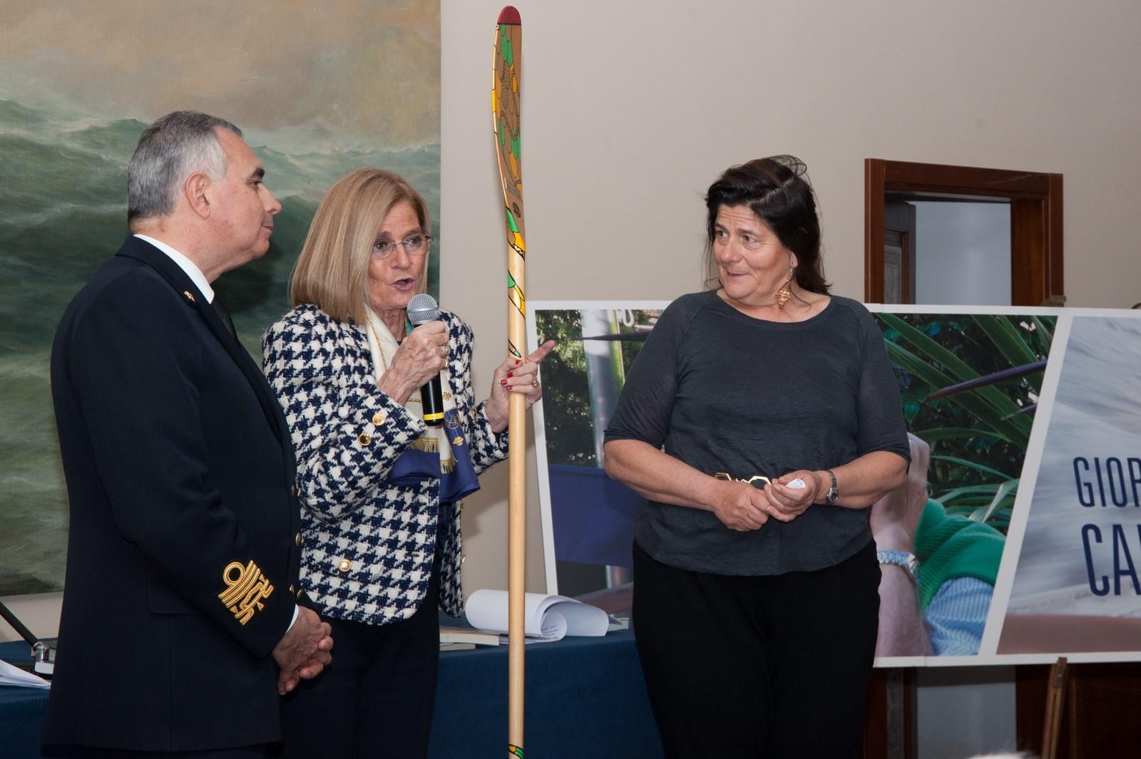 Amm. C. Gaudiosi, P. Melani e S. Casalini