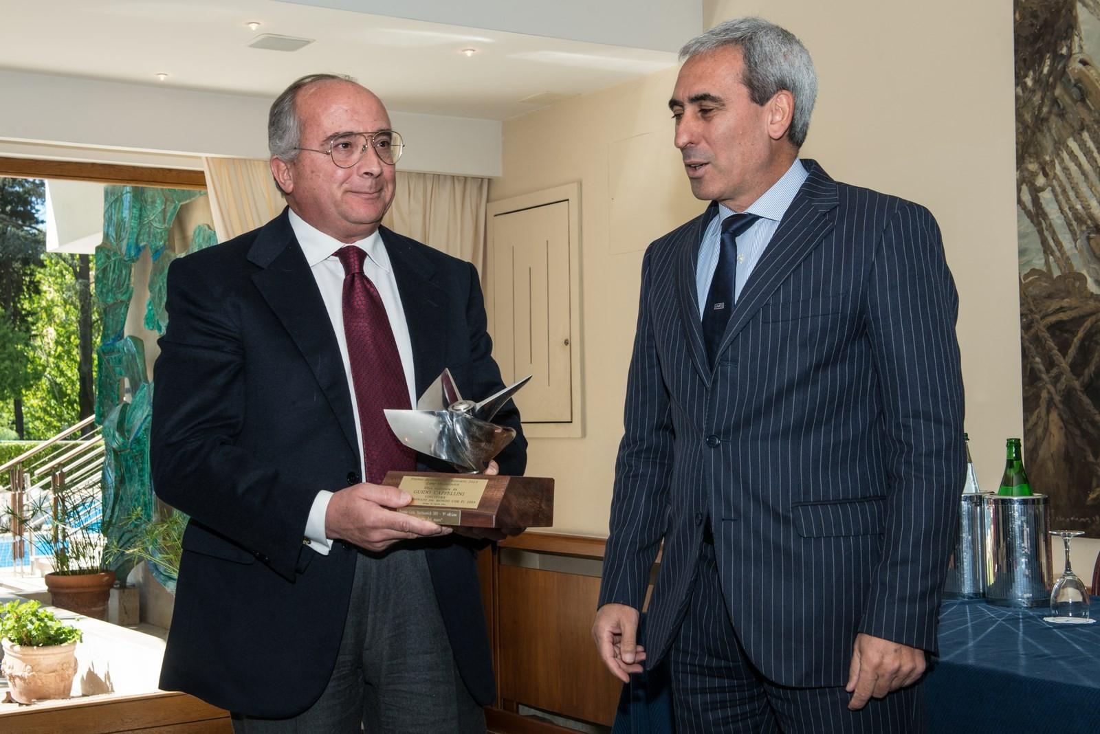 R. Chiulli premia D. Busetto