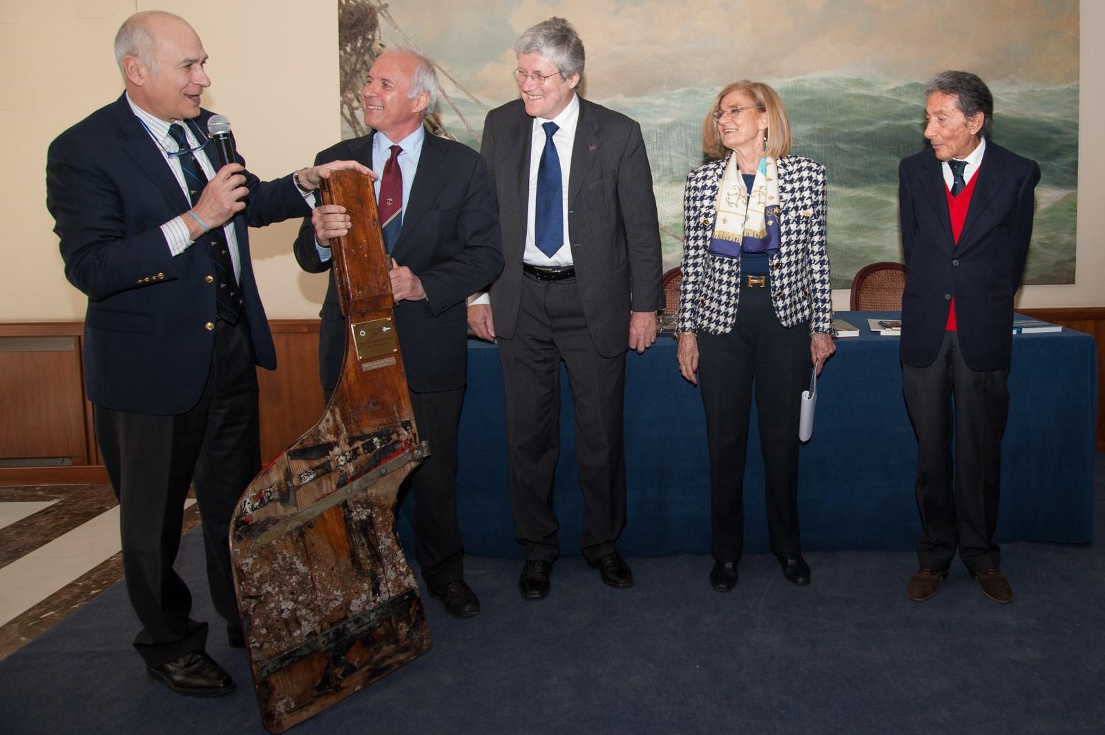 9) Amm. Bembo, C.Corbï, S.Abrami, P. Melani, M.Sonnino
